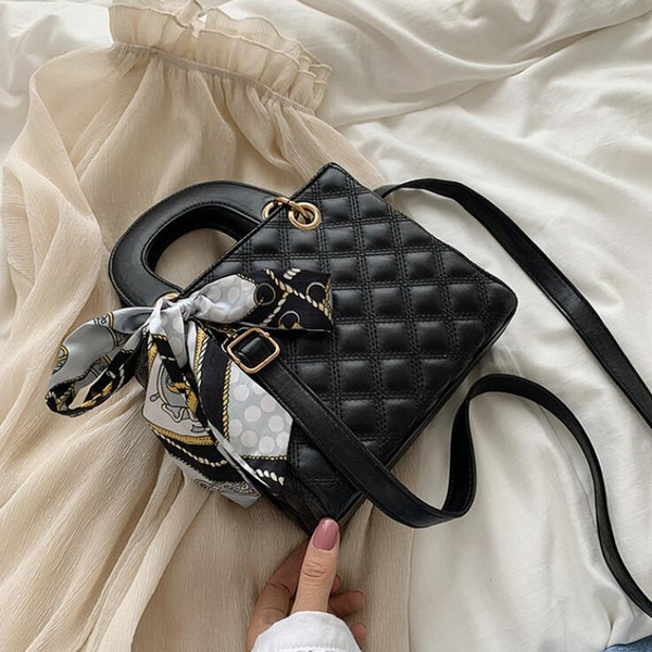 designer luxury handbags purses super senior small bag shoulder bags diamond lattice crossbody girl gift bag (542541149) photo