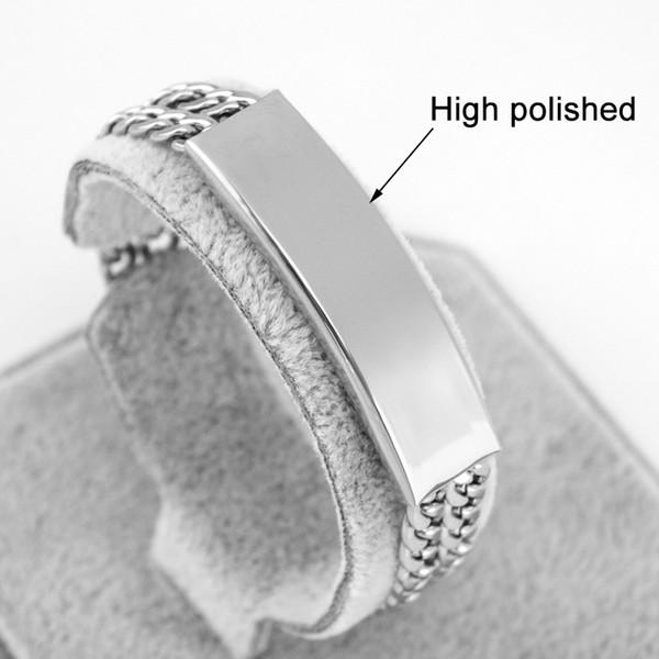 mens_jewelry_blank_tube_cable_cuban_bracelets_for_id_print_stainless_steel_original_bracelets_wholesale_50pcs