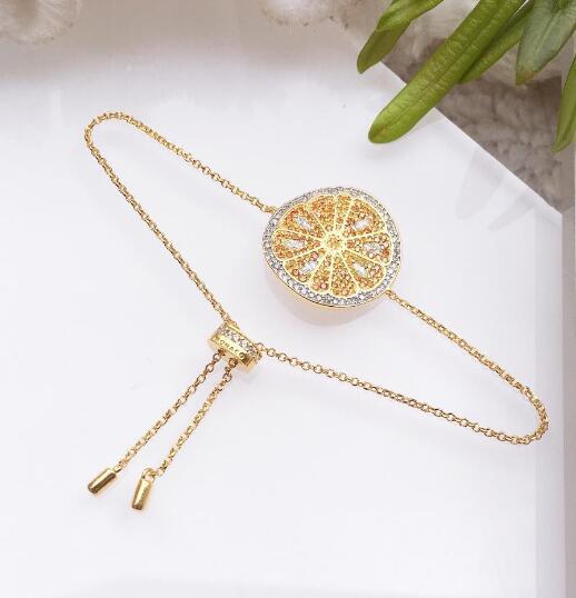 luxury_jewelry_bracelets_s925_sterling_silver_bracelets_orange_shape_single_charm_bracelets_for_women_hot_fashion