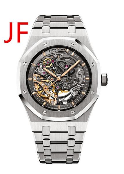 JF Калибр 3132 механизм Jf.01 мужские механические наручные часы дизайнерские часы Orologio Di Lusso Diamond Watch фото