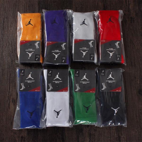 Спортивные носки Утолщение с высоким цилиндром Длинные элитные носки Баскетболь