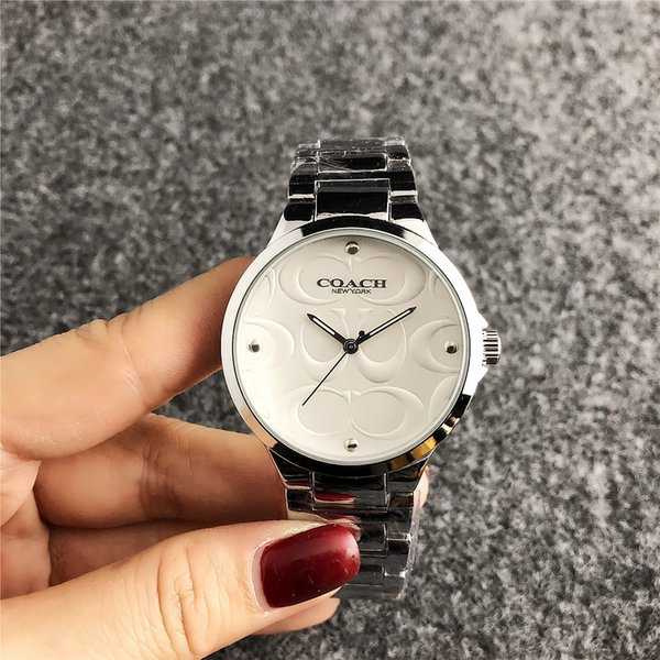 Women men Watches Brand Quartz Ladies Rhinestone Dress PANDORA Bracelet guessity Watch Casual female Clock relogio coa ch ga