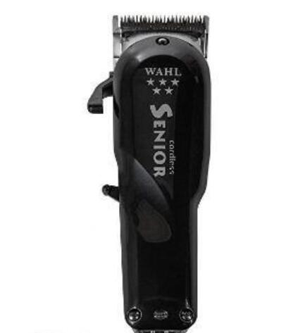 Official Wahl Professional 5-Star Series Cordless Senior Clipper 8504 Great for Professional Stylists and Barbers 70 Minute Run Time