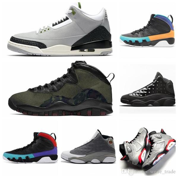 13 13s Мужские баскетбольные кроссовки Dream It Do It It Bred Антрацит 3s 4s 6s Tinker 9s 10s Desert Camo Уэстбрук Спортивные джемперы