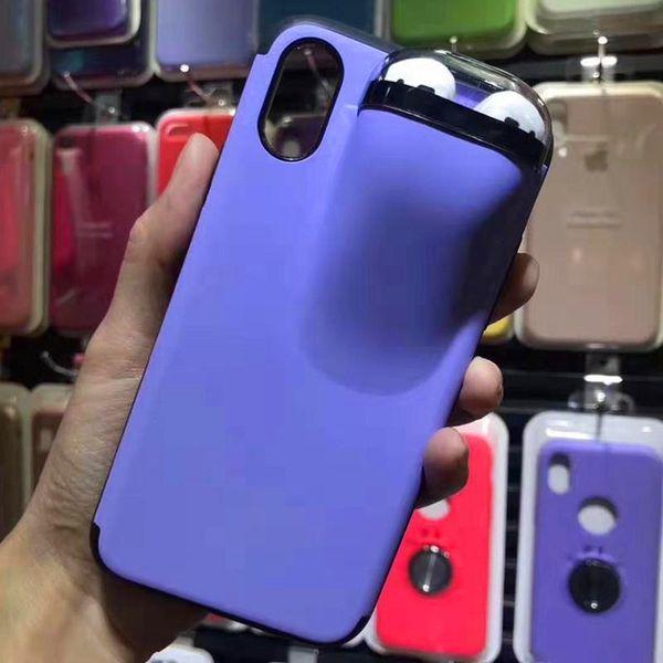 Новый случай телефона Унифицированная защита для Airpod сотового телефона дизайнер фото