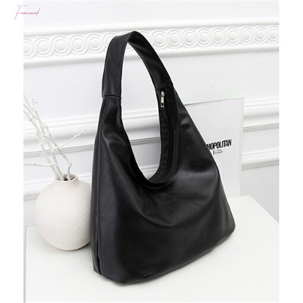 marken-handtasche frauen-umhängetasche female große taschen hobo weiche pu-leder damen umhängetasche, messenger bag purse (544649368) photo