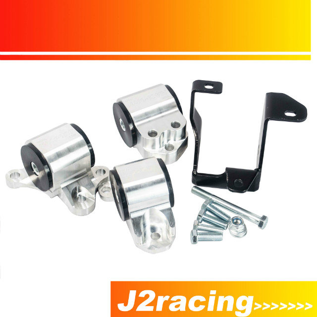 Wholesale J2 RACING STORE Sport Engine Swap Mount Kit bolt Left Mount D Series or B Series DC2 EK with logo PQY EM41