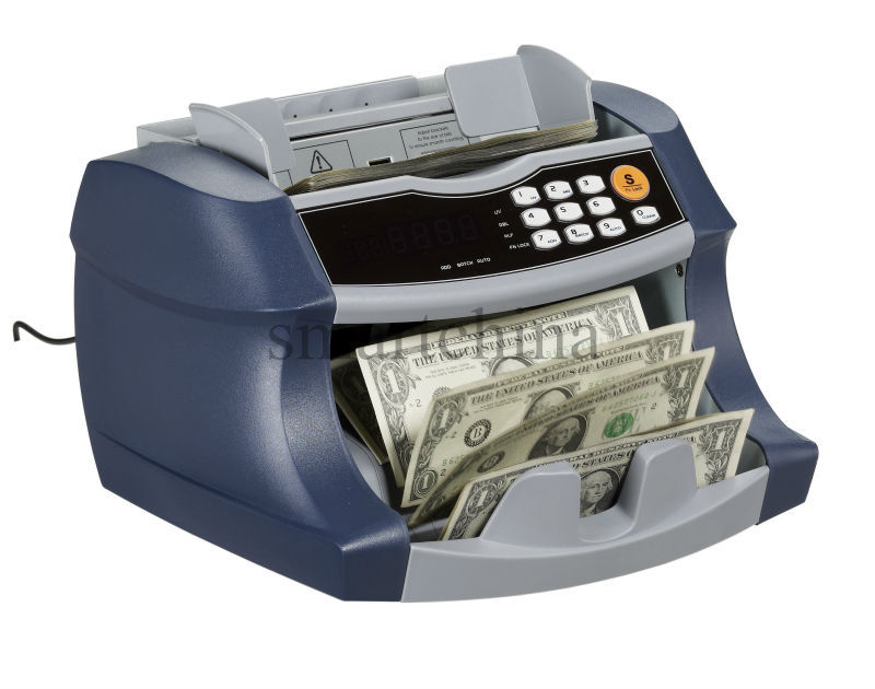 Wholesale USD EURO Cash Machine Bill Money Currency Counter With UV Detection Cash Counters SCS A