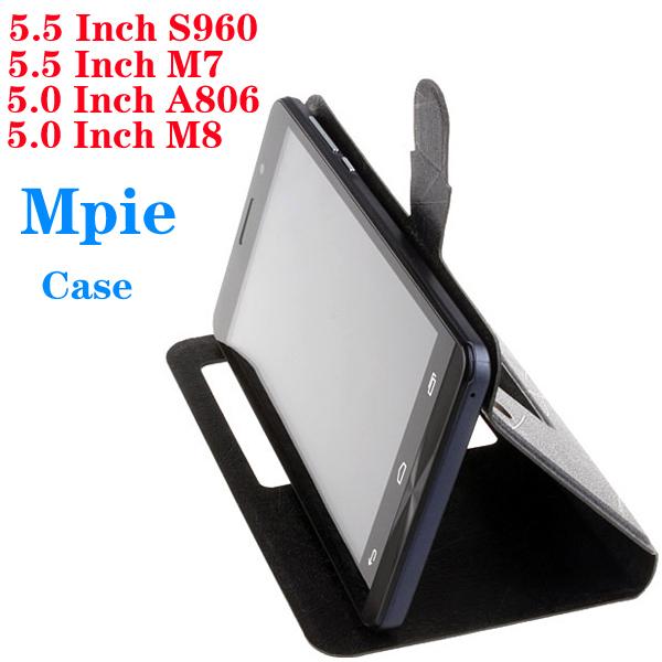 i9 - Original New Mpie S960 M7 A806 M8 mizo I9 PLUS dedicated phone holster phone case Multifunction leather
