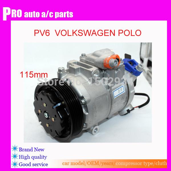Wholesale ac compressor for volkswagen polo q0820803d