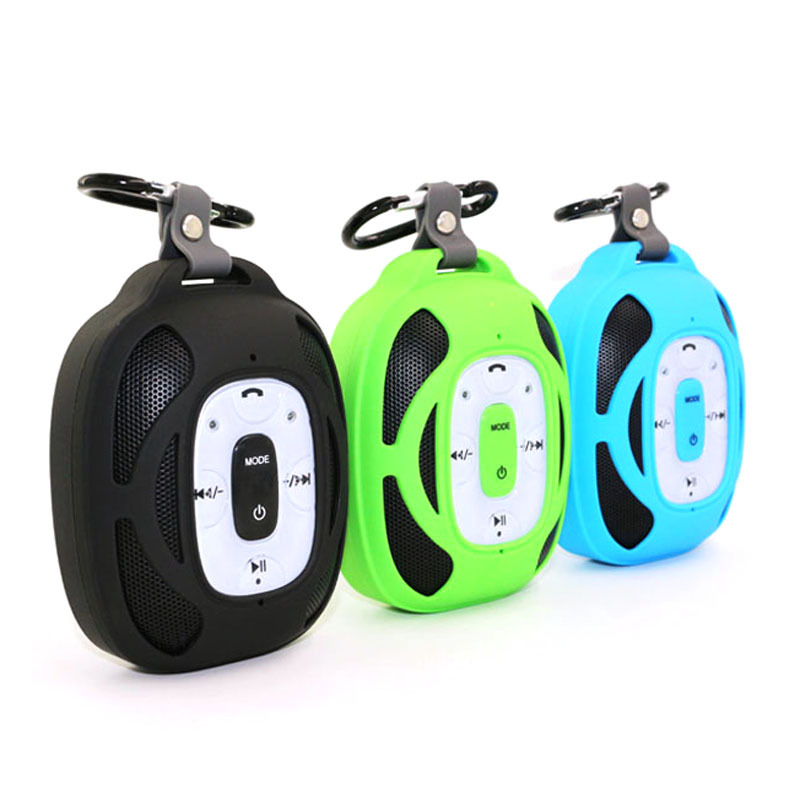 speakers Outdoor keychain Solar power bluetooth speaker