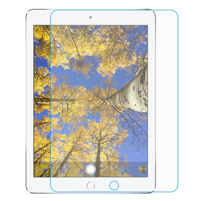 Wholesale Screen Protector Tempered Glass Protection Film for Apple iPad air Pro Tablet inch Shatter proof Crystal Surface