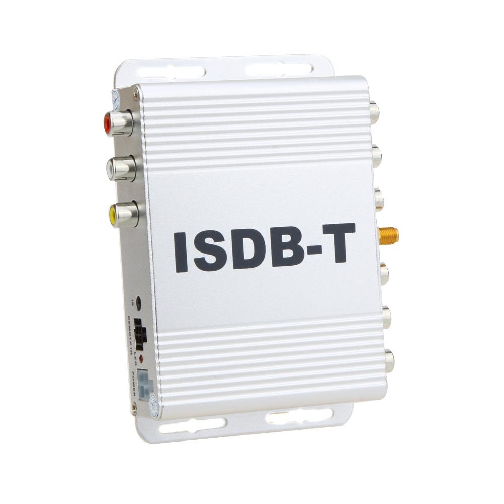 av input tv - Mini ISDB Mobile Digital Car TV Box High Speed KM H Strong Signal TV Receiver Antenna AV RCA Input Output MPEG Mhz K2262