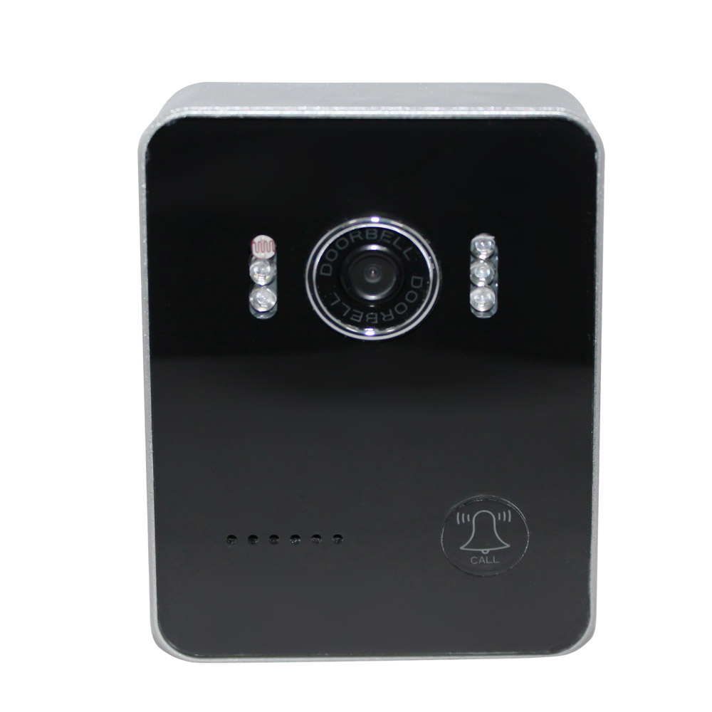 Wholesale Wireless Smart Doorbell EU US UK AU Plug Infrared Night Vision with Video Visual Door Alarm Mobile Monitoring Indoor Unlocking PA3065