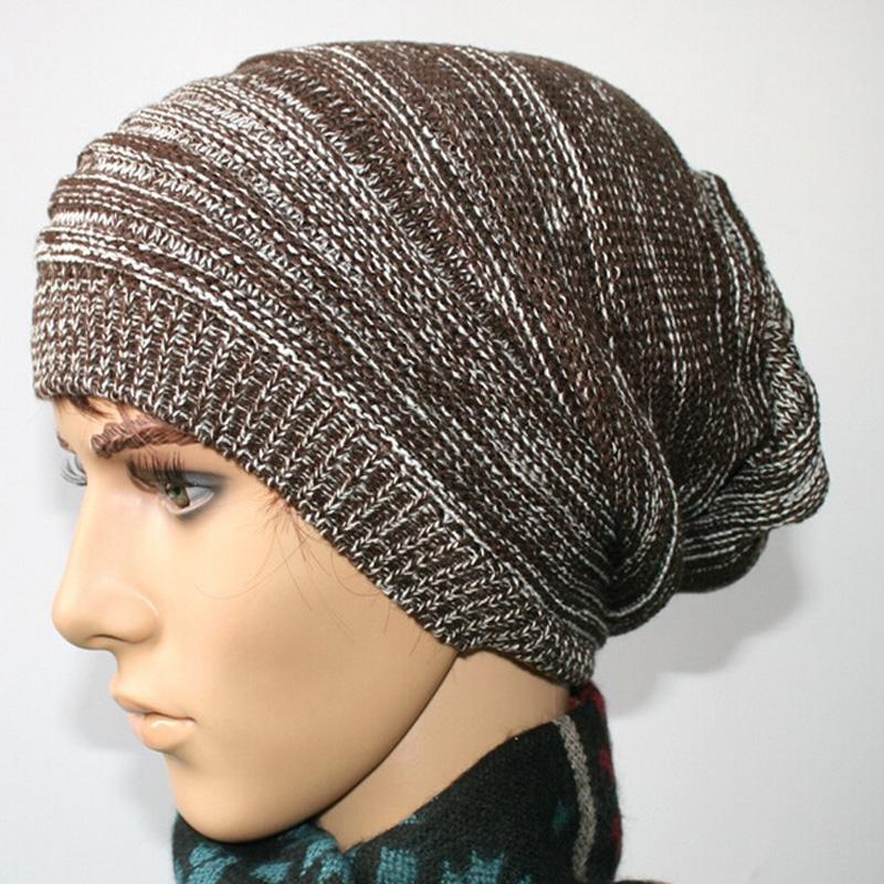 al apparel - NEW Winter women men knitting Hat Layer warm Hats Hip Hop bonnet Apparel Accessories ladies Casual Knitted Beanie Cap AL M42