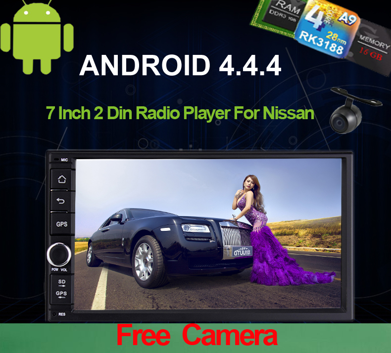 Cheap Android 4.4 Car DVD For Sylphy Best Android 4.4 Car Stereo For MP300 Versa
