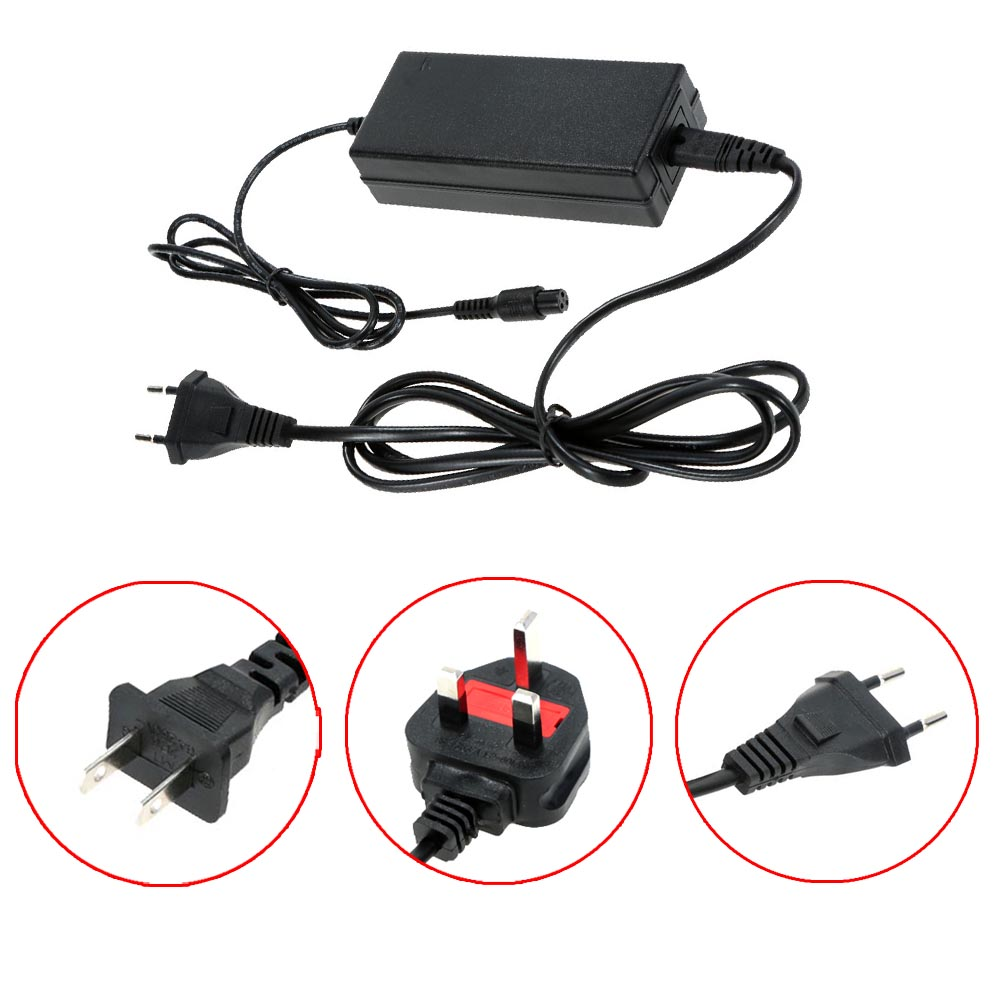 Wholesale Power Adapter Li ion Battery Charger for Intelligent Balance Unicycle quot quot Dual Wheel Self Balancing Electric Mini Scooter Y1830