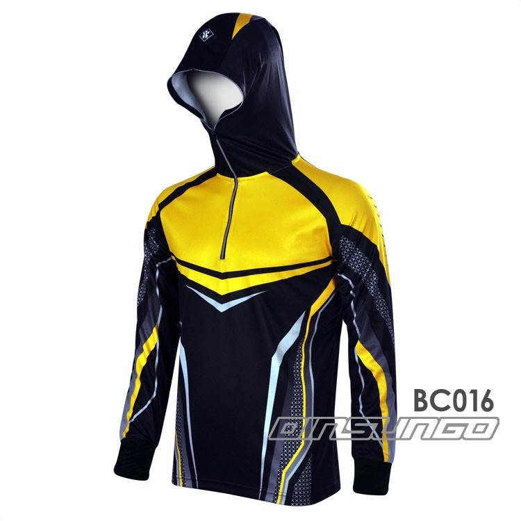 Wholesale new High Quality Men Women Outdoor Breathable anti UV Sun Fishing Clothing Unisex Quick drying Fishing Clothes