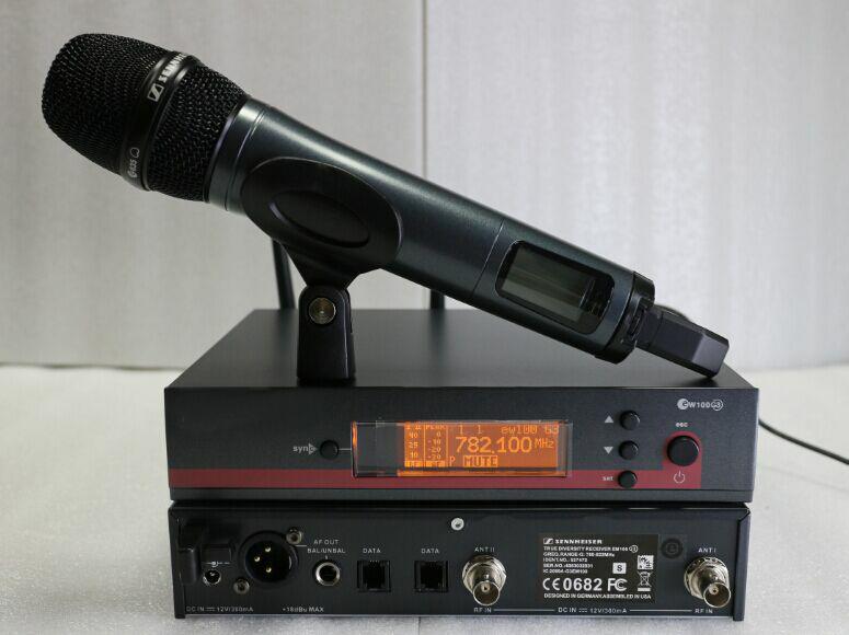 professional karaoke system - 100 Brand Professional G3 EW100G3 True Diversity Handheld Wireless Microphone UHF Wireless Microphone System MHZ