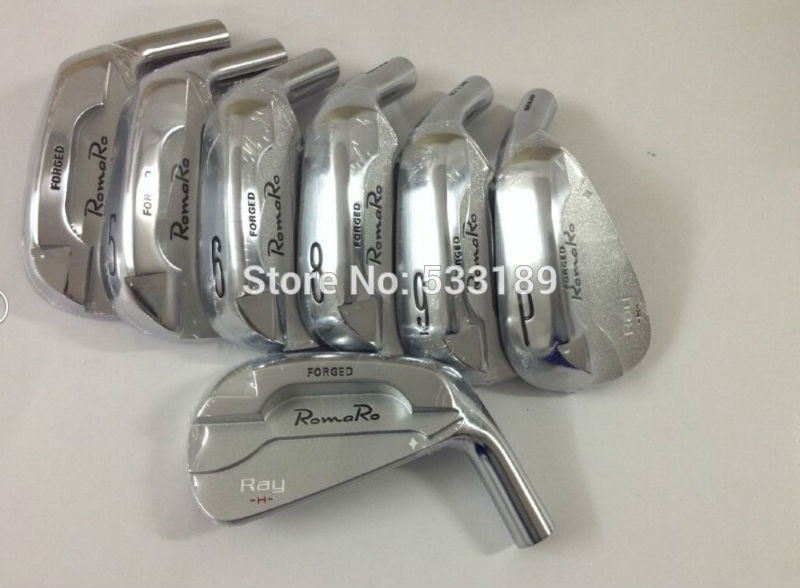 Wholesale The new ROMARO RAY H PW group FORGED iron head