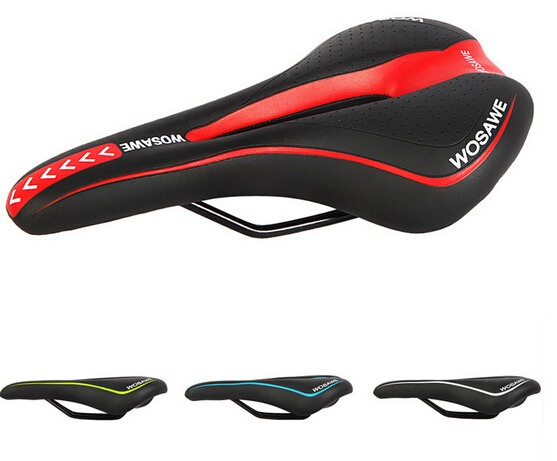 Wholesale new mountain Road bike saddle city bicycle saddle super breathable super light bicycle seat MTB parts