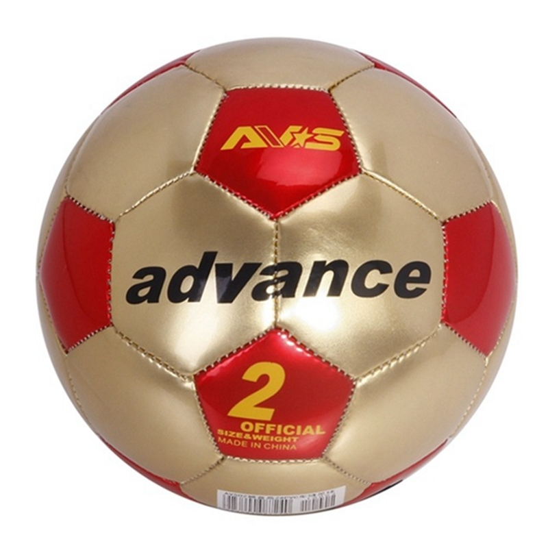 Wholesale Mesuca Super K Avs PVC Machine Sewn Soccer Football AVS02
