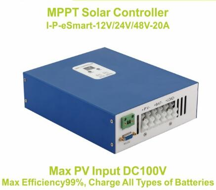 Wholesale All battery available DC output mppt solar charge controller v v amps