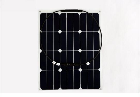 Wholesale 40W V High efficiency flexible benable solar panel