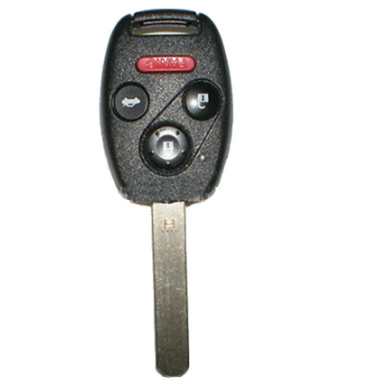 Wholesale 1PC top sales Black Car Key Keyless Entry Remote Fob Buttons For Honda Accord keys Honda Accord y5