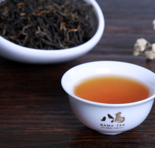 bama gifts - Jinjunmei tea black tea gift box Wuyi Jinjunmei tea Chinese gift Bama Tea g