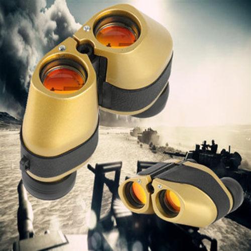 Wholesale Portable x120 Sporting Scope LED Telescope Binoculars Optical Mini m M