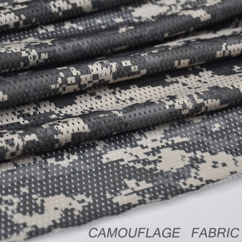 acu fabrics - ACU Camouflage Camo Netting Army Military Tactical Hunting Fishing inch Width Mesh Breathable Fabric Cloth