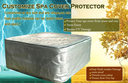 Wholesale hot tub cover guard x231x90cm in x inx35in and spa cover protector