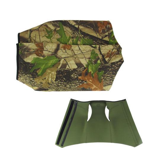 Wholesale Tourbon Dog Vest Coat Clothes Neoprene Parka Camo Shooting Hunting Medium Size