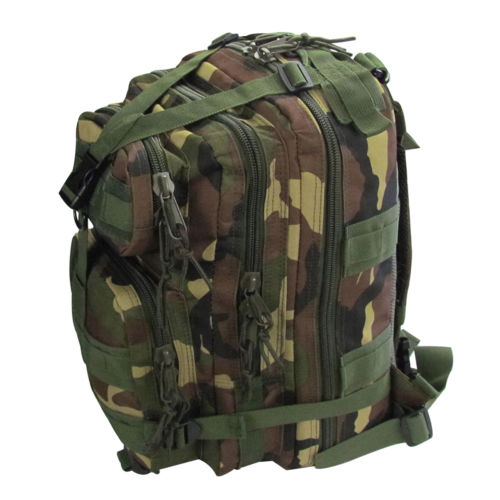 Wholesale Tourbon L Hiking Daypack Outdoor Bag Tactical Camo Backpack Camping Cycling Bag