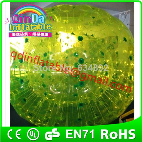 Cheap Human hamster ball, Harness ball Inflatable Zorb Ball for Sale