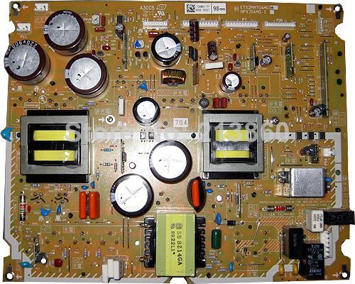 Wholesale ETX2MM704MGH NPX704MG TH PZ80C TH PZ800C power board Tested