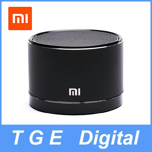 Buy Original Xiaomi Wireless Bluetooth 4.0 Music Speaker Sound Box Portable Mini Steel Gun iPhone Samsung Phone Tablet