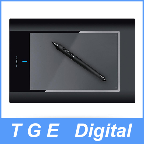 Wholesale HUION W58 x Inches G Wireless Digital Professional Graphic Tablets Drawing Tablet Signature Board Painting Pad With Pen