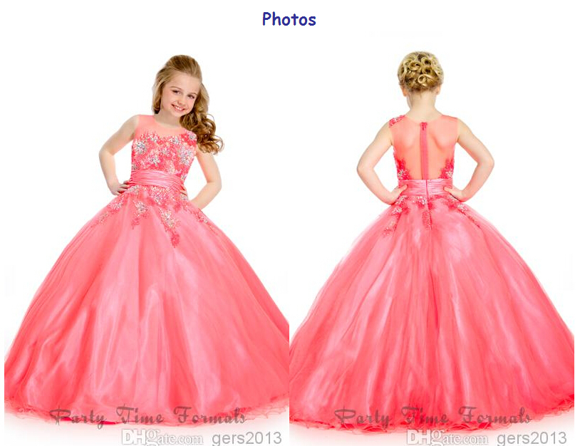 beauty hands prints - new A beauty pageant dress pageant melissa mother daughter dresses Communion flower girl dresses for weddings