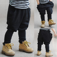 Wholesale new hot children spring and autumn child trousers trousers hip hop pants bloomers boys harem pants child freeshipping