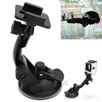 Wholesale Vacuum Suction Cup Window Glass Windshield Car Mount for GoPro HD Hero TBS