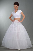 band balls - 3 Hoop Crinoline Petticoats Skirt Slip with Elastic Waist Band for A Line and Ball Gown Bridal Wedding Dresses