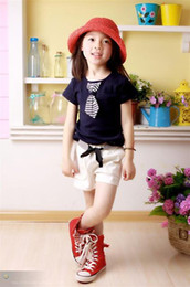 Wholesale Baby Girl s Summer Cotton Short Pants High Quality Casual Style Sports Shorts abbe
