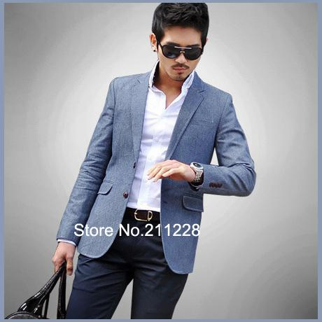 2017 Wholesale Korean Style 2015 Fall Spring Business Mens Slim ...