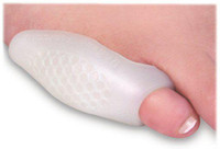 Wholesale pedicure Gel Toe Bunion Guard foot care Supply tool little toe finger protector bunion guard memory foam insoles