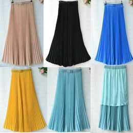 Long Plain Skirts | Jill Dress
