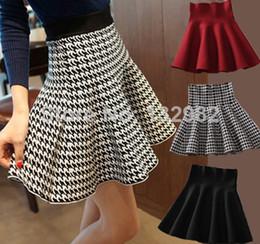 Check Mini Skirt Online | Check Mini Skirt for Sale