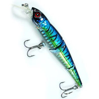 Wholesale Brand New Jointed Fishing Lures Tackle Hook Jig