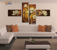 oil painting gallery - Hot Seller Huge Gallery Quality Modern Abstract Oil Painting On Canvas Wall Art G007